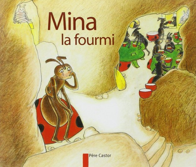 Mina la fourmi812ogBPi7-L