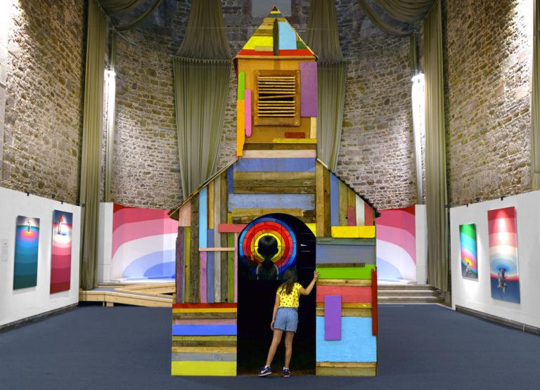 A Cappella - Installation