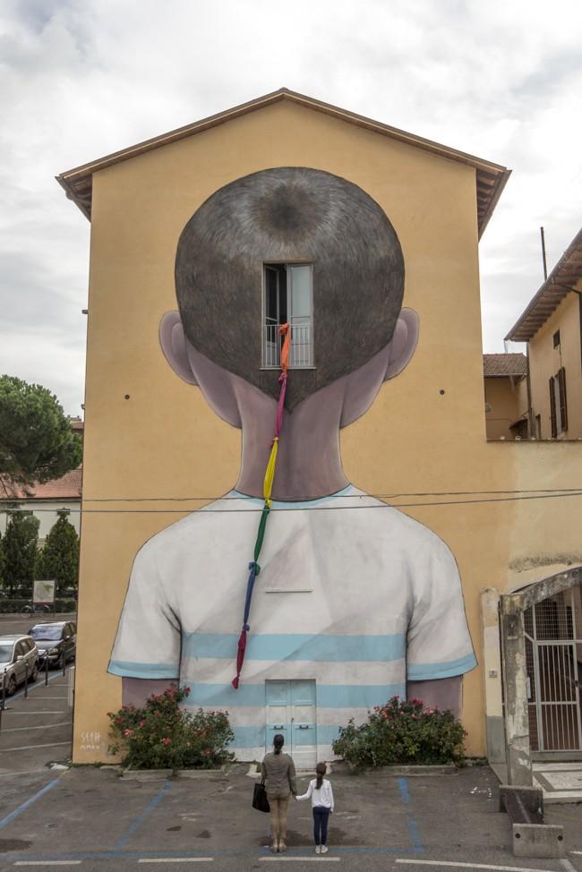 Echapper - Azzerro, Italie - Sept. 2015